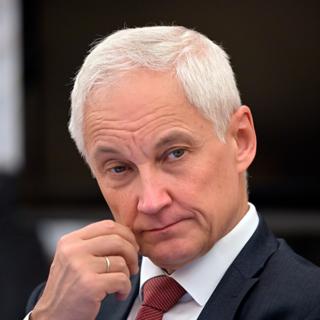 Вице-премьер Андрей Белоусов