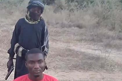 Восьмилетний мальчик из ИГ казнил нигерийца