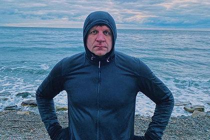 Александра Емельяненко арестовали за пьяный дебош