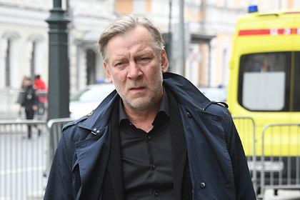 Актера Виктора Ракова госпитализировали
