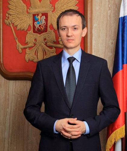 ФНС России Дмитрий Григоренко