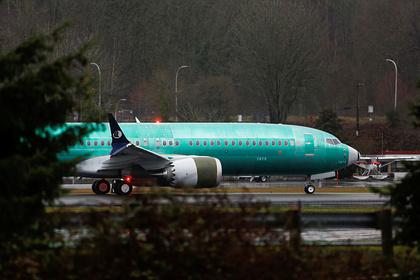 Сборку Boeing 737 MAX временно прекратили