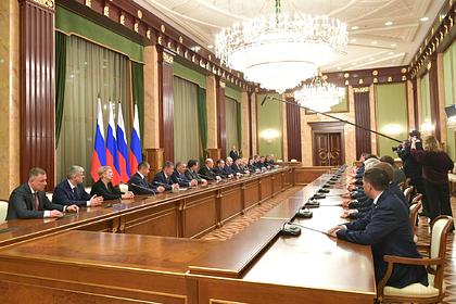 Раскрыты ожидания россиян от нового правительства