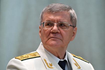 Чайку освободили от должности генерального прокурора