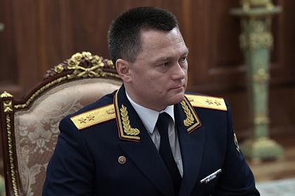 В России сменился генпрокурор