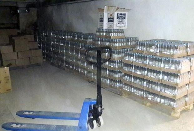 Контрафактная продукция завода в Верхнеуральске