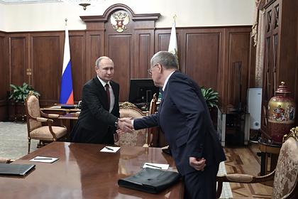Путин отправил Чайку на Северный Кавказ