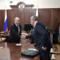 Владимир Путин и Юрий Чайка