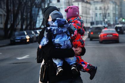 Подсчитаны расходы на маткапитал в России