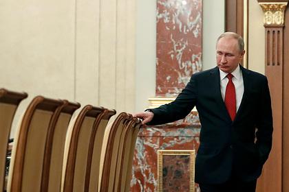 Путин прокомментировал возможность смены формы правления в России