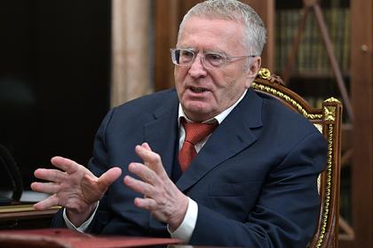 Путин порассуждал о Жириновском и развел руками