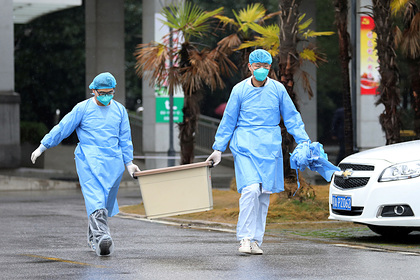 На всех пунктах пропуска в Россию усилили контроль из-за нового вируса из Китая
