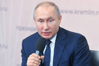 Путин задумался о строительстве Великой русской стены