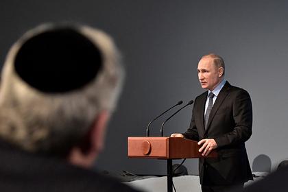 В Израиле назвали преимущество Путина перед вождями СССР