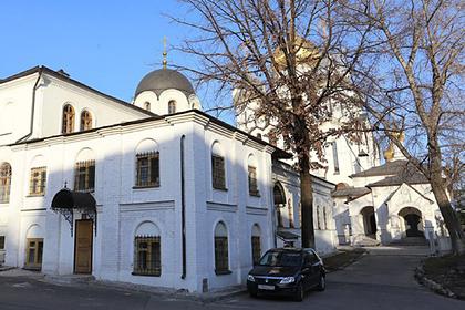Монастырское здание в Москве превратят в офис
