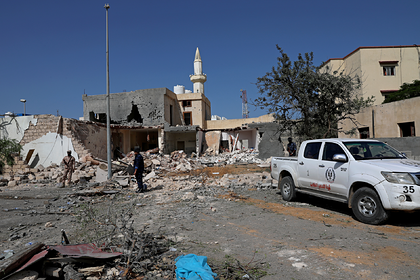 Хафтар обстрелял ливийскую столицу российскими ракетами