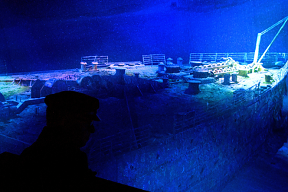 Дельцы нелегально поднимут с «Титаника» бесценный артефакт и отдадут в казино