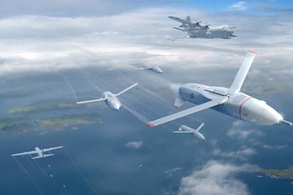 У США появился «летающий авианосец»