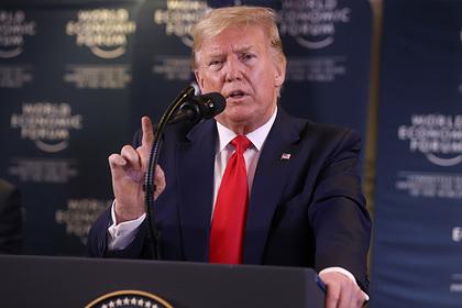 Трамп ответил на критику Греты Тунберг