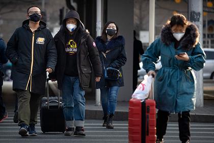 Число жертв нового китайского вируса выросло в два раза