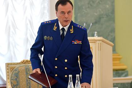 Первый замгенпрокурора Буксман подал в отставку
