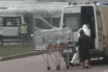 Появились подробности госпитализации пассажира с подозрением на китайский вирус
