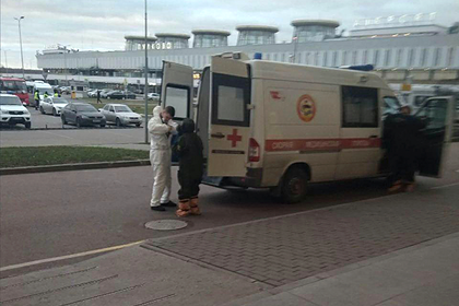 В России рассказали о тестировании пациентов с подозрением на китайский вирус