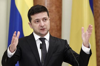 Зеленский заявил о готовности сегодня прекратить войну в Донбассе