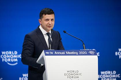Зеленский рассказал о «новой нормальности» и обвинил Россию в аннексии