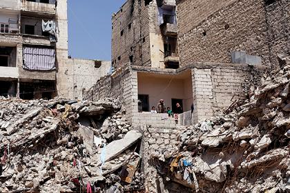 Россия обвинила боевиков в убийстве мирных сирийцев