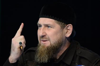 Кадыров оценил слова Путина о создающих «группы смерти» мразях