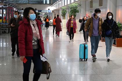Чемоданы всех прибывших из Китая россиян проверят вручную
