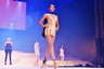 В последнем шоу Жана-Поля Готье, которое состоялось 22 января в Париже, приняла участие российская супермодель Ирина Шейк. Шейк продемонстрировала наряд, напоминающий тот самый провокационный сценический костюм Мадонны. Однако у платья было дополнение — черный жакет, пришитый к спине и закрепленный ремнем на шее.