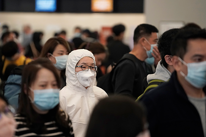 Стало известно о госпитализации еще одного прилетевшего из КНР в Россию