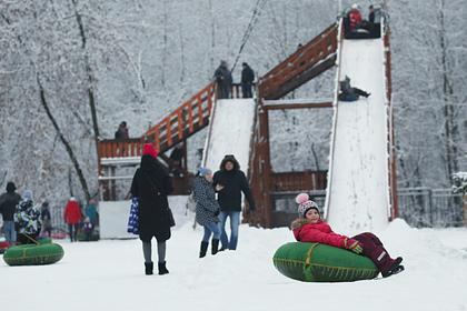 Сбербанк и Rambler проанализировали зимние каникулы россиян