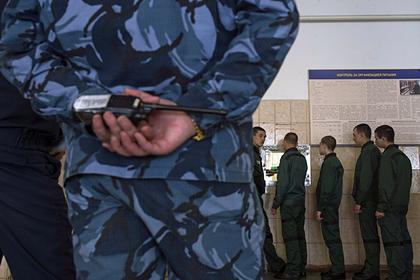 В МВД рассказали о влиянии жуков на вкус тюремной каши