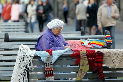 Украину предупредили о переизбытке пенсионеров