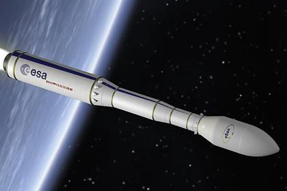 Европа уберет все украинское из ракеты Vega