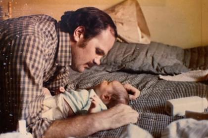 Отец Меган Маркл впервые показал детские фотографии дочери