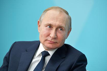 Путин предложил провести встречу с лидерами Китая, США, Франции и Великобритании