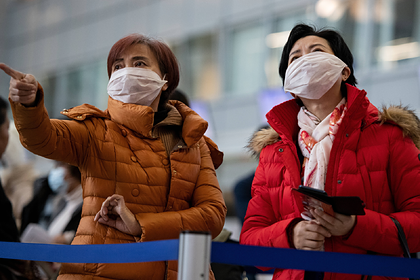 В двух провинциях Китая объявили высшую степень угрозы из-за коронавируса