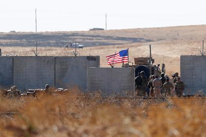 Американские военные перехватили российского генерала в Сирии