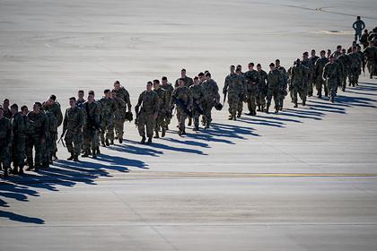 В США сообщили о приостановке операции против ИГ в Ираке