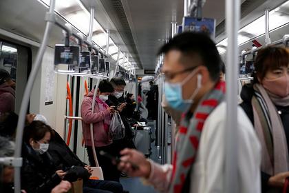 Еще один китайский город закрыли из-за коронавируса