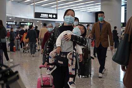 Число заразившихся новым вирусом в Китае резко увеличилось
