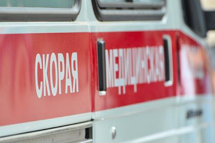 Россиянка упала с девятого этажа в сугроб, встала и пошла