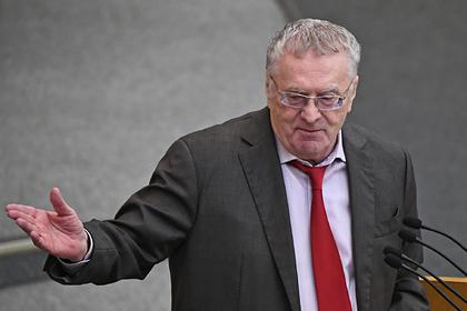 Жириновский назвал причину распада Советского Союза