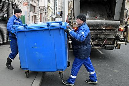 В Москве решили не наказывать за отказ сортировать мусор