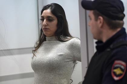 Кремль объяснил сложность с помилованием осужденной за гашиш израильтянки