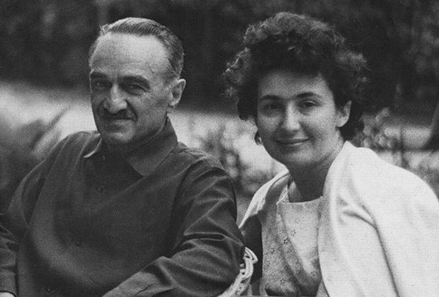 Анастас Микоян и Нами